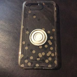 Kate spade phone case  Iphone 7/8 plus